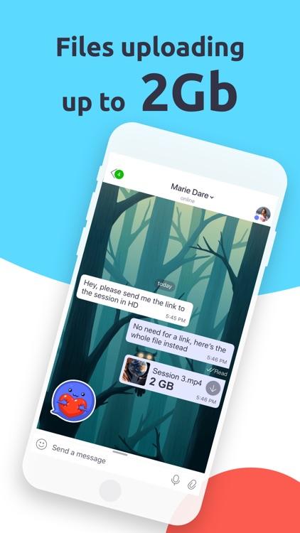 TamTam Messenger & Calls screenshot-6