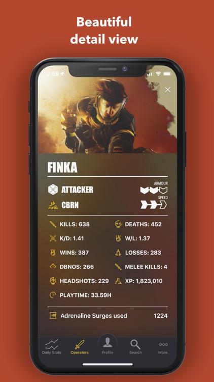 R6Stats screenshot-4