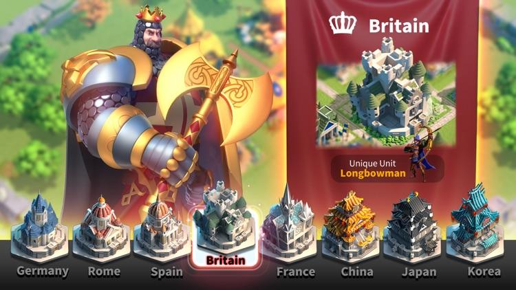 Rise of Kingdoms screenshot-0