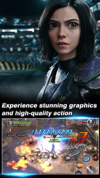 Alita: Battle Angel – The Game screenshot-4