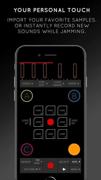 Triqtraq - Jam Sequencer screenshot-3