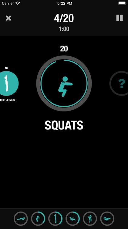 Streaks Workout