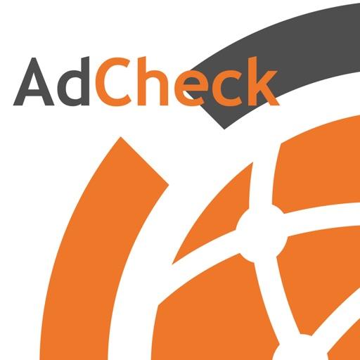 AdCheck iOS App