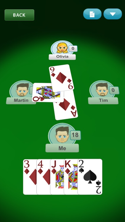 Hearts Card Game Classic screenshot-4