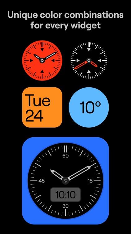 Timedash Widget screenshot-7