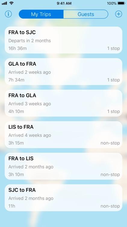 FlightStatus screenshot-3