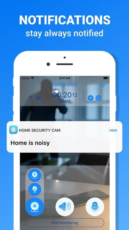 Home Security Camera - IP CCTV screenshot-5