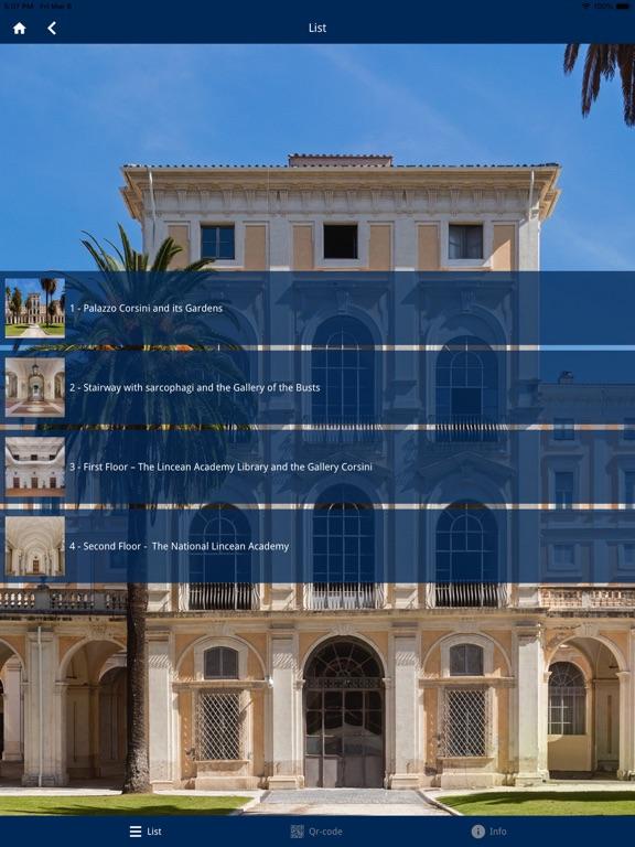 Palazzo Corsini screenshot 8