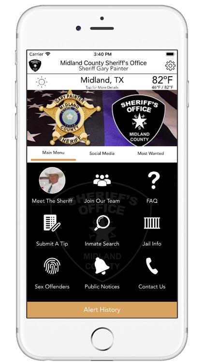 Midland County Sheriff TX