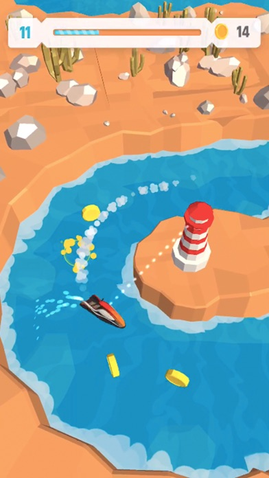 Splash Drift 3D screenshot 5