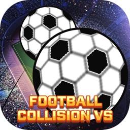 Football collision VS