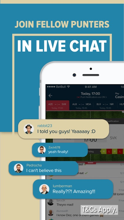 BetBull: Sports Betting & Tips screenshot-5