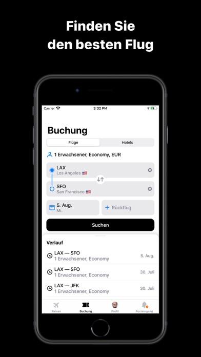 App in the AirScreenshot von 3