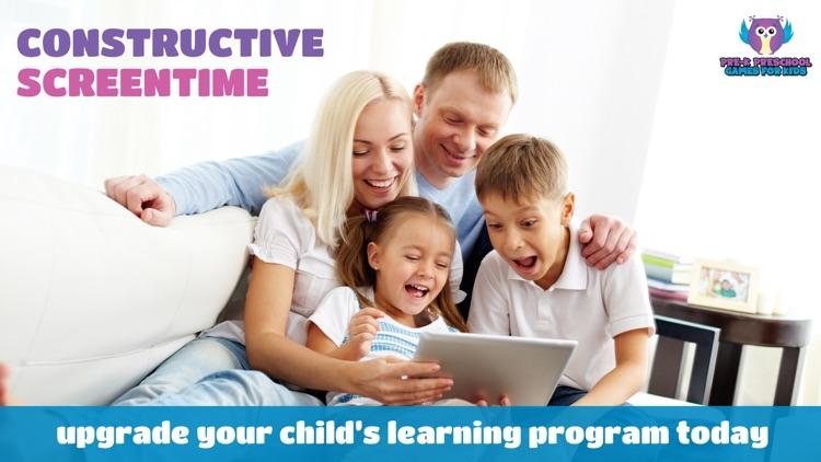 Pre-K Preschool Games for Kids screenshot-9