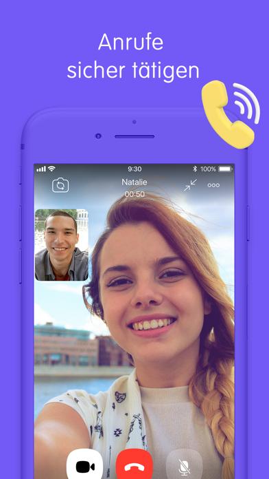 Herunterladen Viber Messenger: Video Anrufe für Pc