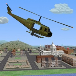 ‎RC Helicopter 3D simulator