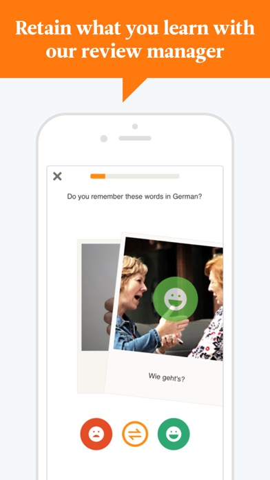 Screenshot for Babbel – Learn Languages in United States App Store