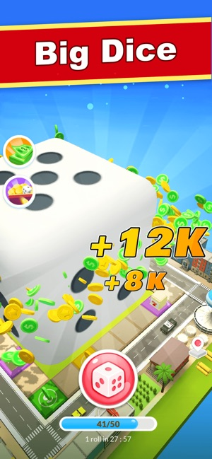 Lucky Dice 3d Win Big Bonus On The App Store