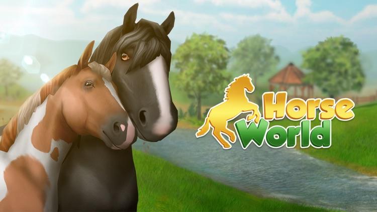 Horse World - My Riding Horse screenshot-0