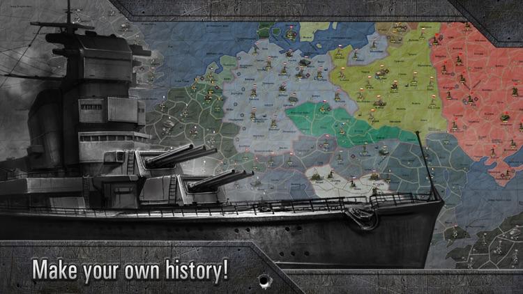 S&T: Sandbox World War II TBS screenshot-0