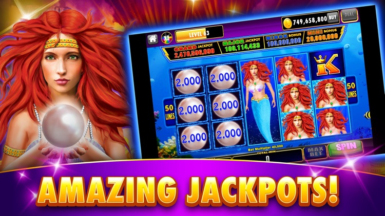 Cashman Casino Vegas Slot Game screenshot-0