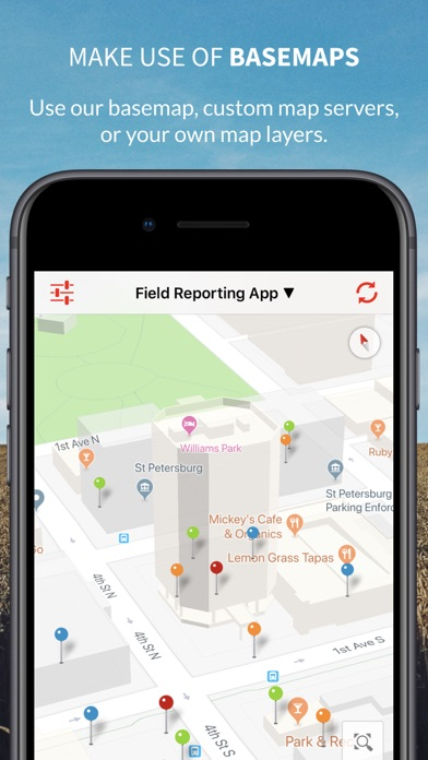 Fulcrum Mobile Data Collector screenshot three