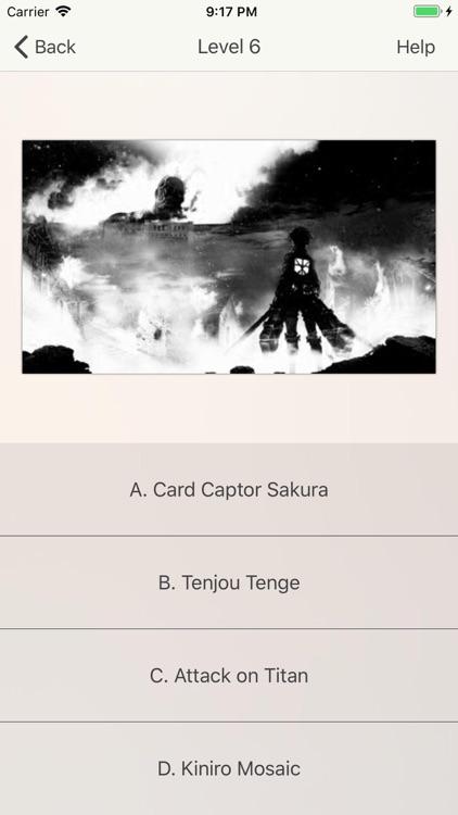 Anime Gallery-Wallpaper&Avatar screenshot-4