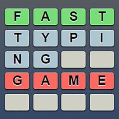 Fast Typing Game