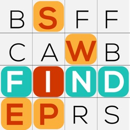 Find & Swipe: Search Words Puzzle Game Challenge