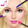 女生游戏: 校园彩妆化妆美甲大师
