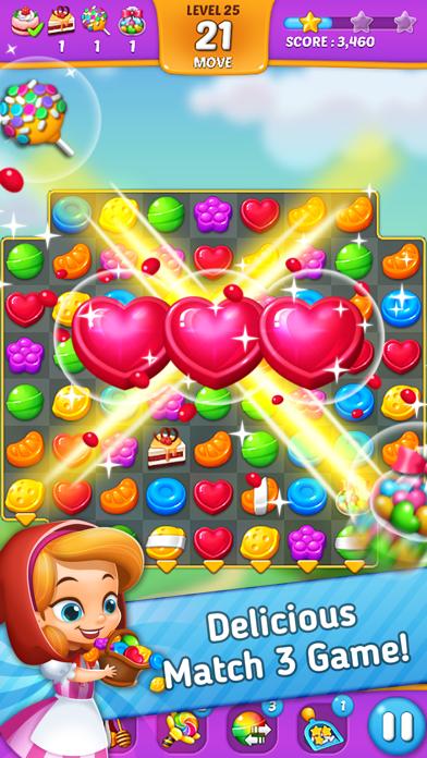 Download Lollipop: Sweet Taste Match3 for Pc