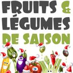 Fruits et légumes de saison pour pc