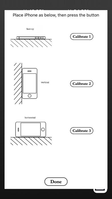 气泡水平仪 - 角度测量工具屏幕截图2