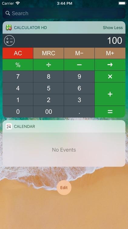 Calculator Easy HD