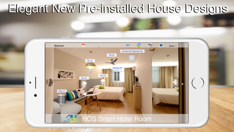 HOS Smart Home Operator Live screenshot-3