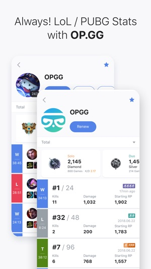 OP GG on the App Store