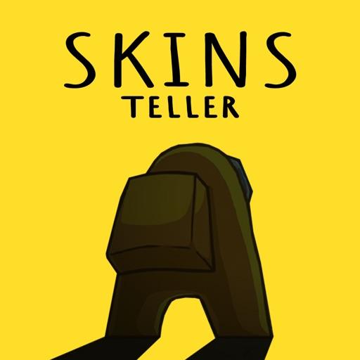 Skins Teller For Among Us