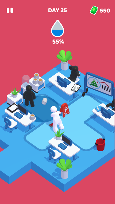 Staff! - Haus SpieleScreenshot von 5