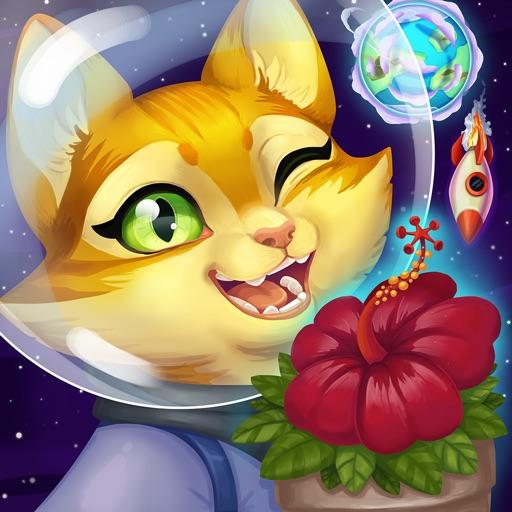 LIGHT FOR PLANTS: SPACE PUZZLE