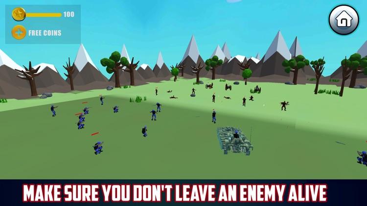 Epic Modern Battlefield screenshot-4