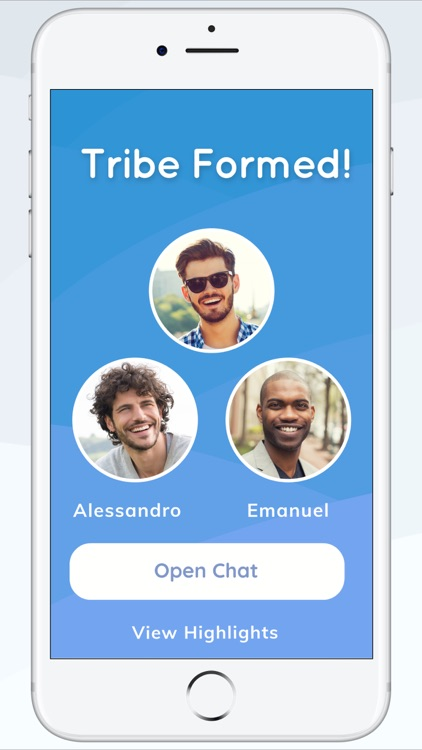 We3: Find Friends, 3 at a Time screenshot-6