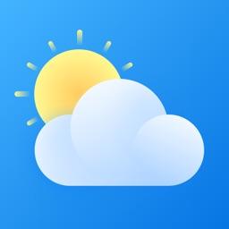 相雨天气-中国中央天气预报温度变化