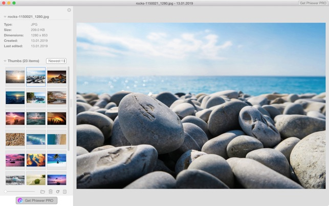Phiewer - Image Viewer on the Mac App Store