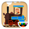 App Icon for Toca Train App in Denmark IOS App Store