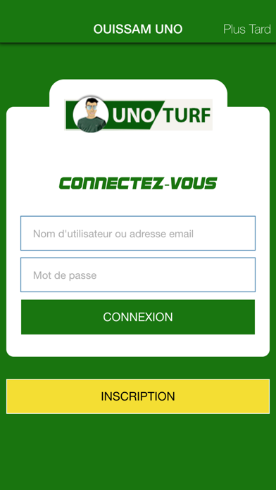 download UNOTURF apps 1