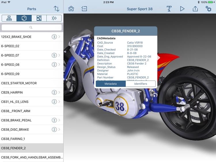SAP Visual Enterprise Viewer