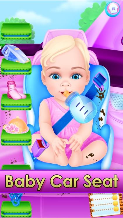 Baby & Family Simulator Care screenshot-0