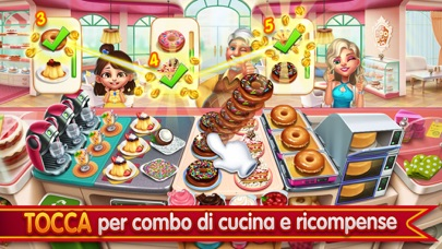 Screenshot of Cooking City - Gioco Cucina4