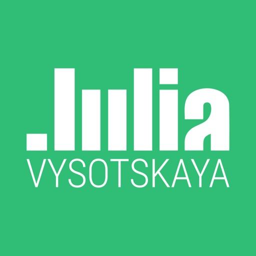 Рецепты Юлии Высоцкой