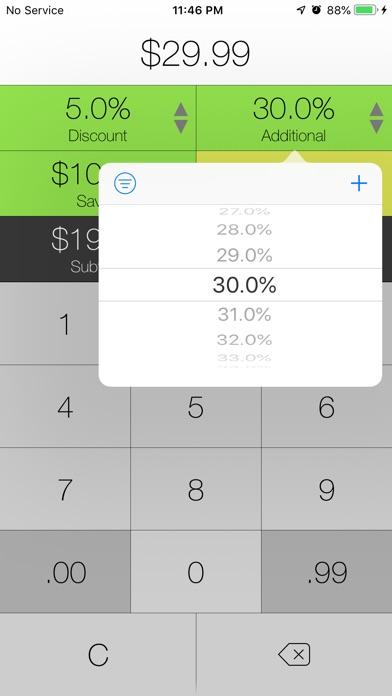 Sale Price + Tax Calculator